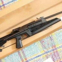 Апгрейд пневматической винтовки ИЖ-60
